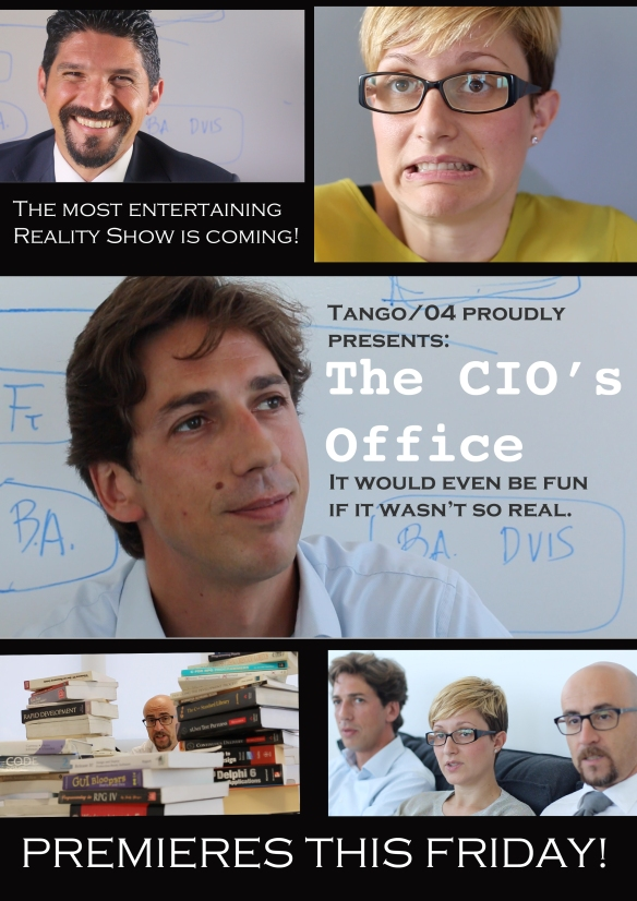 THeCIOoffice Poster